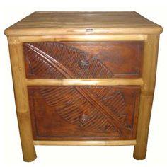 hawaiian style drawer