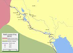 First invasion of Mesopotamia (633)