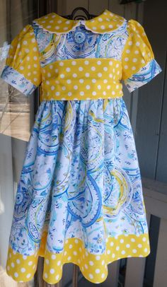 Hey, I found this really awesome Etsy listing at https://www.etsy.com/listing/224318569/easter-or-party-dress