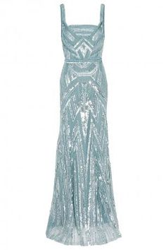 Elie Saab ~ Strappy Full Beaded Gown.  If money were no object...