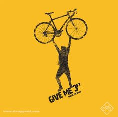 STR Apparel Give Me 3ft T-Shirt. Share the Road.cycling, bikes, bicycle