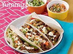 Steak Soft Tacos Recipe