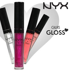 NYX Round Lip Gloss $1.49