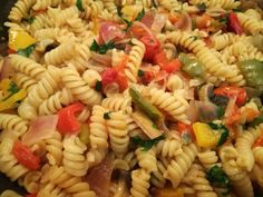 Pasta Dishes, Pasta Salad, Cooking, Ethnic Recipes, Food, Drink, Crab Pasta Salad, Kitchen, Beverage