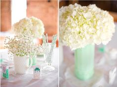 #DonnaMorganEngaged 51 Reasons To Crave A Mint Themed Wedding