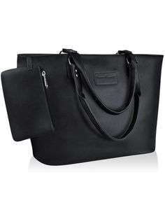 94d10a2d66 Women Top Handle Handbags Tote Bag for School Work Purse Totes by - 1.black  - CD17YIKYMH8