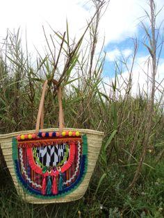 Alcofas felizes | Happy baskets Handmade by Carolina Bernardo, Portugal.