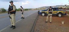 HORA DA VERDADE: ATUALIDADE: Policia Rodoviária Federal divulga bal...