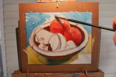 Paint right to edge of the panel as it sits secured in the carrier. There is nothing to get in the way of your brush strokes. Brush Strokes, Being Used, Artist, Painting, Artists, Painting Art, Paintings, Paint, Draw