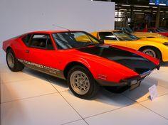 De Tomaso Pantera GTS 1971
