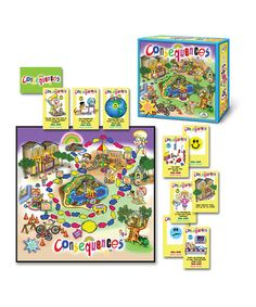 Look what I found on #zulily! Consequences Game #zulilyfinds