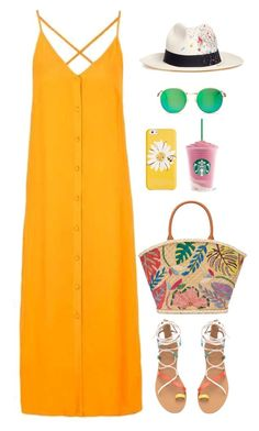 """""""Untitled #125"""" by eloismbemba on Polyvore featuring Topshop, Sensi Studio, Tory Burch, Wildfox and Kate Spade"""