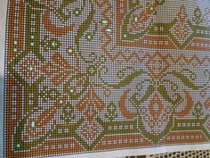 Monochrom, Bargello, Baby Sewing, Cross Stitch Embroidery, Hgtv, Art Nouveau, Diy And Crafts, Lily, Creative