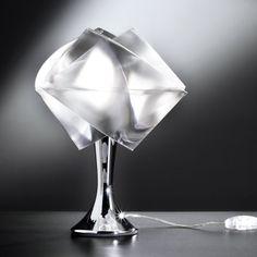 design table lamp (Lentiflex®) GEMMY 7NOTTI PRISMA By Spalletta, Ragnisco, Croce, Wijffels Slamp Spa
