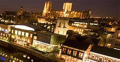 Study here this summer!  York, England  #studyabroad
