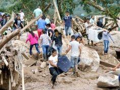 Colombia llora muertos de riadas; pasan de 200
