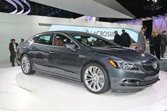 Luxury 2017 Buick Lineup