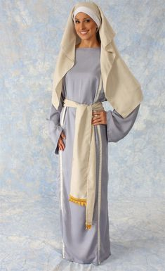 Women's bible costume.... maybe Ahli could do this to be Dorcas... hmm