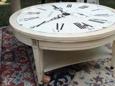butler specialties heritage clock coffee table - 6047070   tables