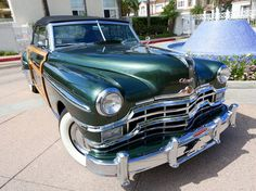 1949 Chrysler Town & Country C-46 Convertible for sale #1779440   Hemmings Motor News