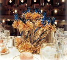 60th Birthday Party Table Decorations   Birthday Centerpieces and Party Favors: Birthday Decoration Ideas ...