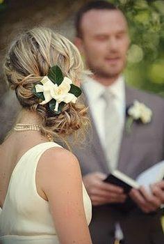 gardenia in hair - Google Search