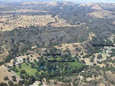 Michael Jackson's Neverland Valley Ranch – 5225 Figueroa Mountain Road, Los Olivos, CA Michael Jackson Neverland, Westerns, Neverland Ranch, Santa Ynez Valley, Grand Parc, Valley Ranch, Building An Empire, Album Photo, Maine House