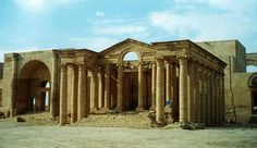 Hatred,  World Heritage Site, Iraq