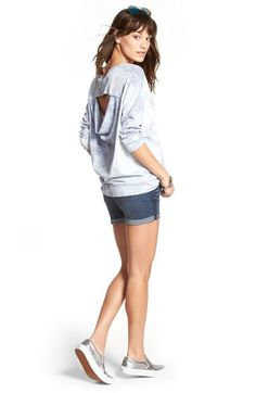 Free shipping and returns on Treasure&Bond Cuffed Denim Boyfriend Shorts at Nordstrom.com. Scrawling whiskers and cuffed hems enhance the casual vibe of denim shorts cut for a leggy silhouette.When you buy Treasure&Bond, Nordstrom will donate 2.5% of net sales (that's 5% of net profits) to organizations that work to empower youth.
