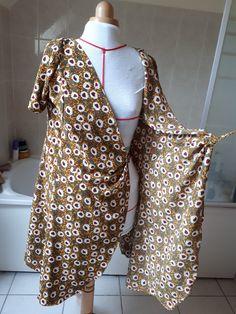 Kimono Top, Sewing, Knitting, Fabric, Pop, Vintage, Dresses, Women, Fashion