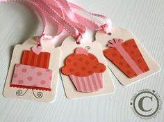 Instant Download DIY printable Tags  Birthday Gift by CuteMemories, $3.00