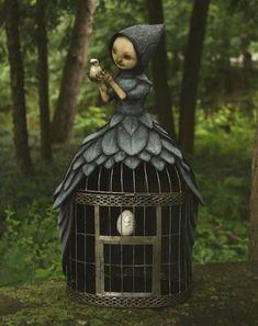 Creepy Sculptures: The Dark and Bizarre Art of Scott Radke