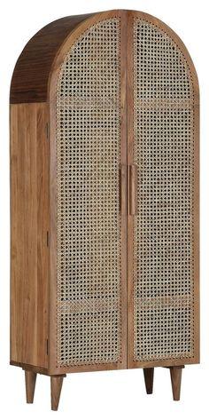 Credenza, Cabinet, Boho, Storage, Furniture, Home Decor, Minimalist, Reach In Closet, Homes