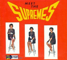 "Meet the Supremes is the debut album by The Supremes, released in late 1962 on Motown. The LP includes the group's earliest singles: ""I Want a Guy"", ""Buttered Popcorn"", ""Your Heart Belongs to Me"" and ""Let Me Go the Right Way"". (Must find)"