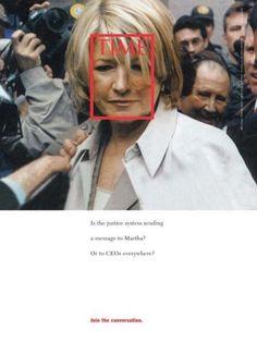 Resultado de imagen de time magazine advert