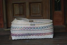 Baby Moses Basket!