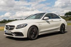 2015 Mercedes-AMG C63 packs up to 503 hp, arrives in March