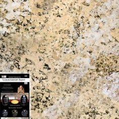 Giani Granite 1.25-qt. Sicilian Sand Countertop Paint Kit-FG-GI Sicilain at The Home Depot