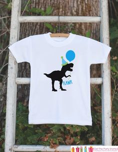 Now available on our store: Dinosaur Birthday.... Check it out here! http://7ate9apparel.com/products/dinosaur-birthday-shirt-boys-blue-balloon-dino-bodysuit-or-t-shirt-kids-dinosaur-birthday-party-shirt-funny-dinosaur-birthday-shirt?utm_campaign=social_autopilot&utm_source=pin&utm_medium=pin