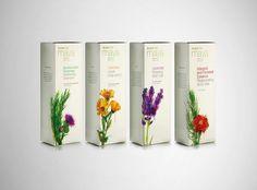 Maya natural skin care #packaging design