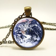 Hey, I found this really awesome Etsy listing at https://www.etsy.com/listing/110121095/earth-necklace-gaia-planet-pendant