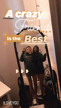 A crazy friend is the best✰ Instagram Editing Apps, Ideas For Instagram Photos, Instagram Frame, Creative Instagram Stories, Instagram Story Ideas, Friends Instagram, Instagram And Snapchat, Birthday Post Instagram, Good Photo Editing Apps
