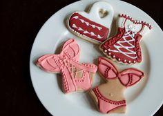 Corset cookies