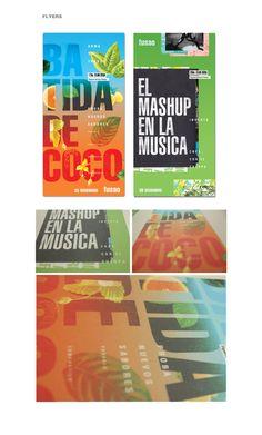Talleres, Seminarios y Expo - Fusao on Behance