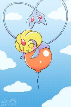 8 Best 480 Uxie Images Pokemon Stuff Babies Balloon