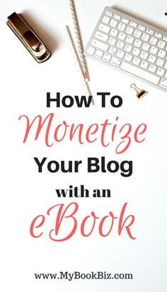 Ready to monetize your blog?  There's no better way to get started than by creating your own ebook.  Get the free email course all about creating, marketing, and selling your very own ebook.  Passive income at it's best!