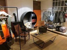 Filson store, London