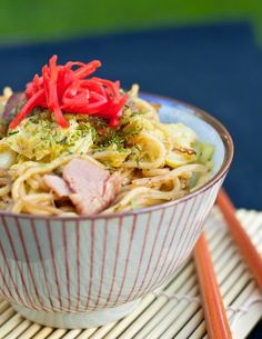 PANFRIED NOODLES - 1 pound fresh or dried egg noodles 1 tablespoon sesame oil 3 tablespoons peanut or veget...