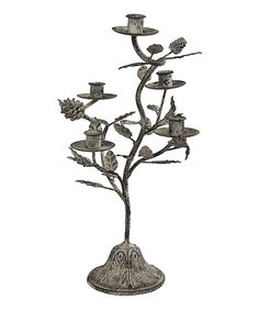 Look what I found on #zulily! Branching Candleholder by Established 98 #zulilyfinds