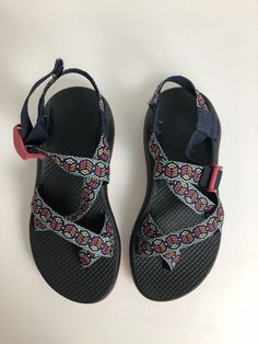 49395c485d08 Chaco Sandals Womens Size 6 Z2 Toe Strap  fashion  clothing  shoes   accessories